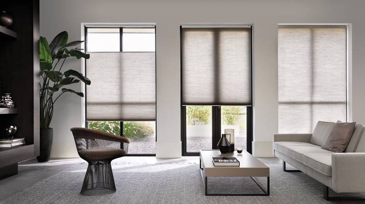 smart blinds from luxaflex