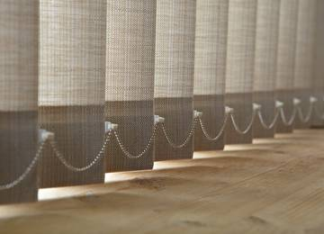 Vertical Blinds Luxaflex